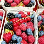 Przechowywanie owoców w skrzynkach